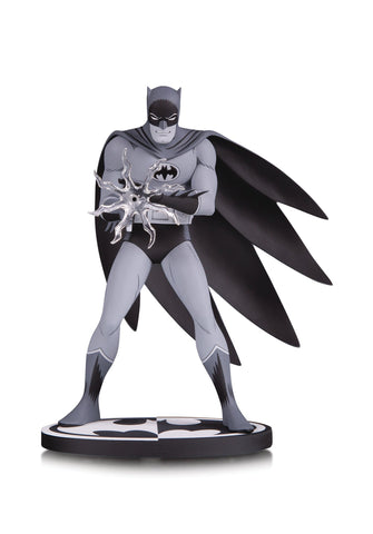 DC Collectibles Batman Black & White: Batman by Jiro Kuwata Resin Statue