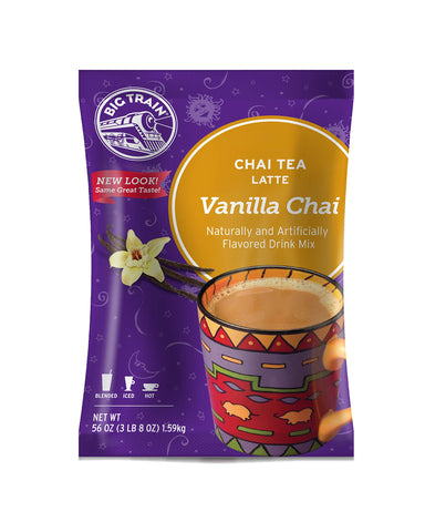 Big Train Chai 3.5 lb Vanilla Chai
