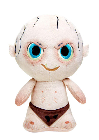 Funko Supercute Plush: Lord of The Rings-Gollum Collectible Figure, Multicolor