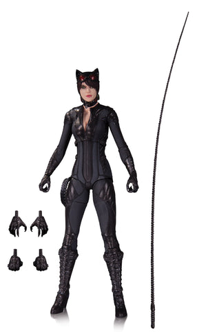 DC Collectibles Batman Arkham Knight: Catwoman Action Figure
