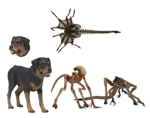 NECA Alien 3: Accessory Pack  Creature Pack