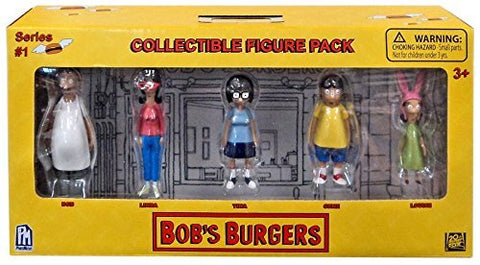 Bob's Burgers - 5 Piece Vinyl Box Set