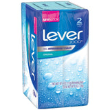 Lever 2000 Original Refreshing Bar Soap 4 Ounce Pack of 2