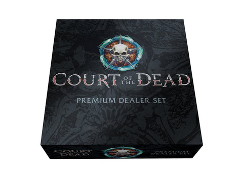 USAopoly Court of the Dead Premium Playing Cards