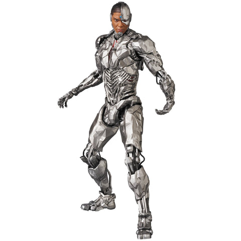 Medicom Justice League: Cyborg Maf Ex Figure