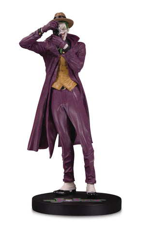 DC Collectibles Designer Series: the Joker by Brian Bolland Mini Statue