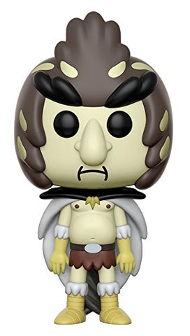 Funko POP Animation Rick and Morty Bird Person Action Figure