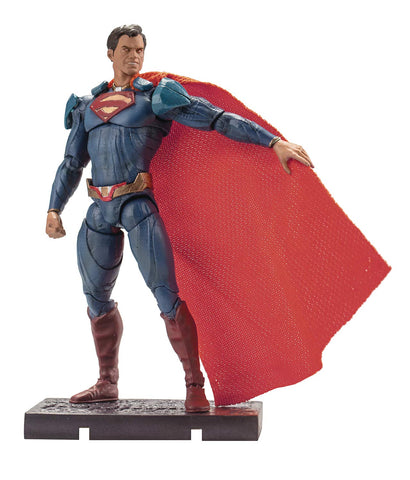 Hiya Toys Injustice 2: Superman 1:18 Scale 4 Inch Acton Figure