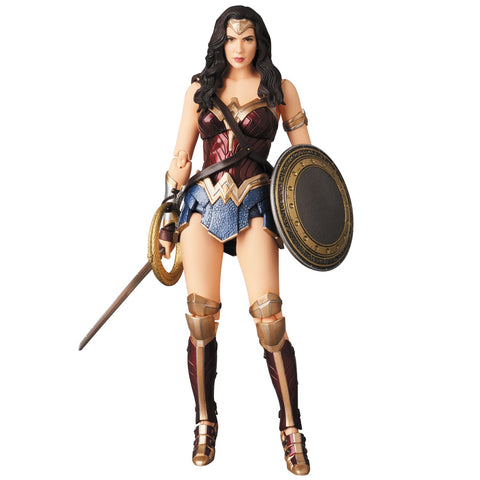 Medicom Justice League: Wonder Woman Maf Ex Figure