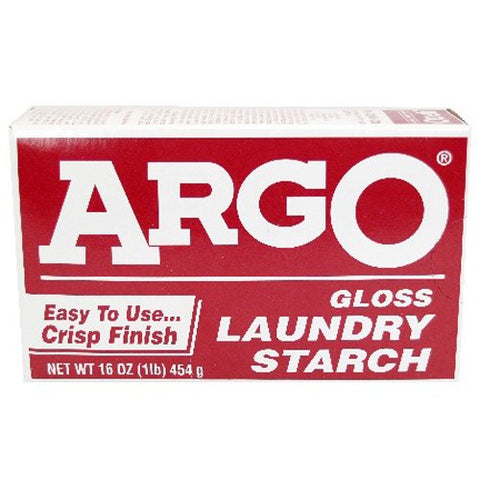 Argo Starch 16oz Red Box 12 count
