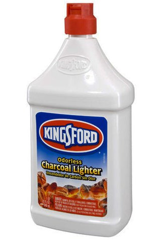 Kingsford 71175 Charcoal Lighter Fluid, 32-Ounce Bottle