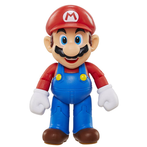 "Nintendo 4"" Super Mario with Question Block"