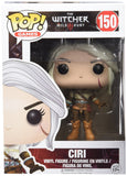 Funko POP Games: The Witcher-Ciri Action Figure