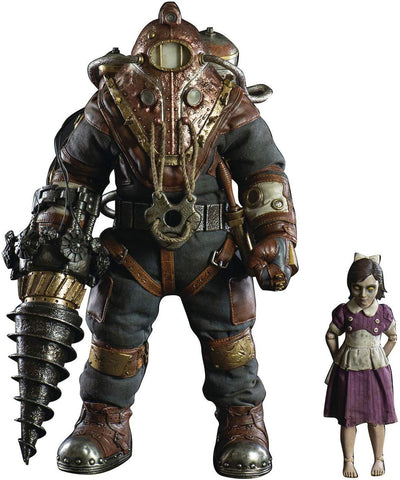 ThreeZero Bioshock: Subject Delta & Little Sister 1:6 Scale