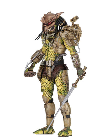 NECA - Predator 2 - 7 Scale Action Figure - Ultimate Elder: The Golden Angel
