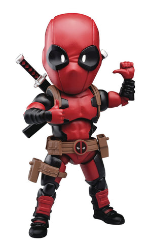 Beast Kingdom Marvel Comics Deadpool Egg Attack Action Eaa-065 Action Figure