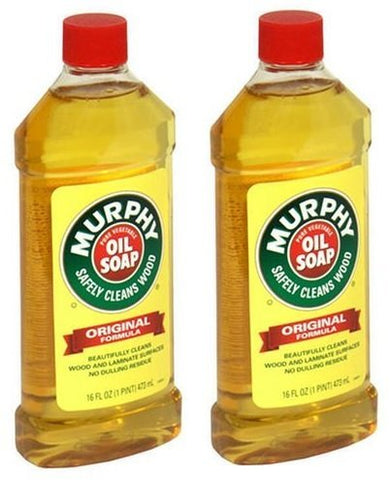 Murphy Oil Original Formula Oil Soap Liquid, 16 oz-2 pk