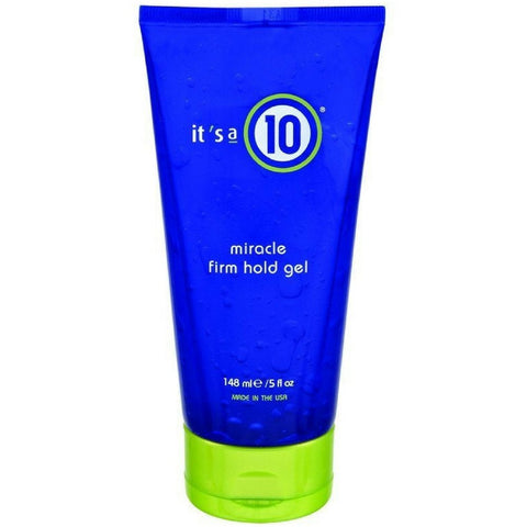 It's a 10 Miracle Firm Hold Gel 5oz
