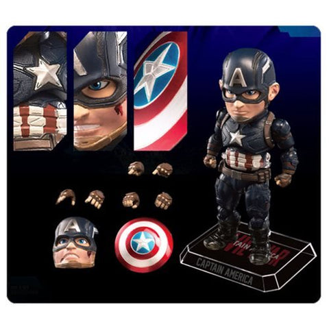 Egg Attack Captain America Action Figure