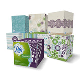 Puffs Plus Lotion Facial Tissues; 336 Count, Cube Boxes (56 Tissues Per Box) Packaging May Vary
