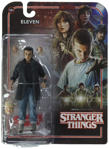 McFarlane Toys Stranger Things Punk Eleven Action Figure