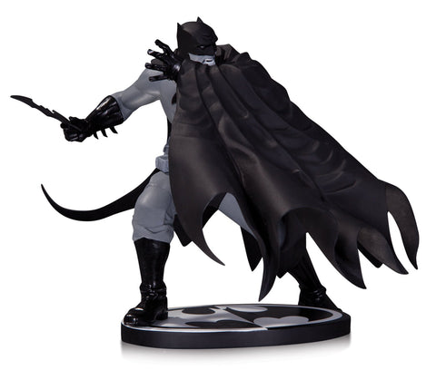 DC Collectibles Batman Black and White: Batman Figure by Dave Johnson