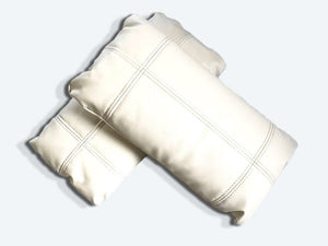 2 toggle pillows