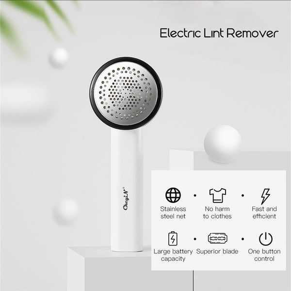 Premium Electric Lint Remover Fabric Clothes Shaver Pill Remover