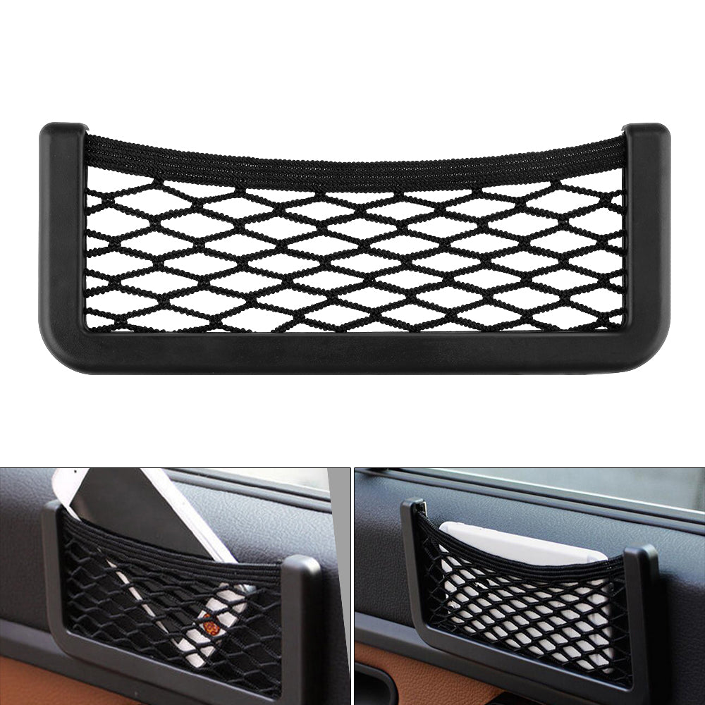 Car Net Pocket -Car Organizer Storage Bag