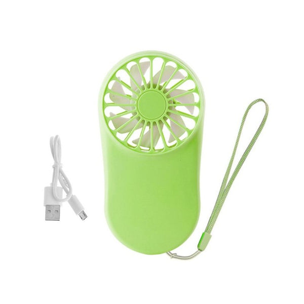 Pocket Fans Usb Charge Mini Fan DC Air Cooler Ventilador