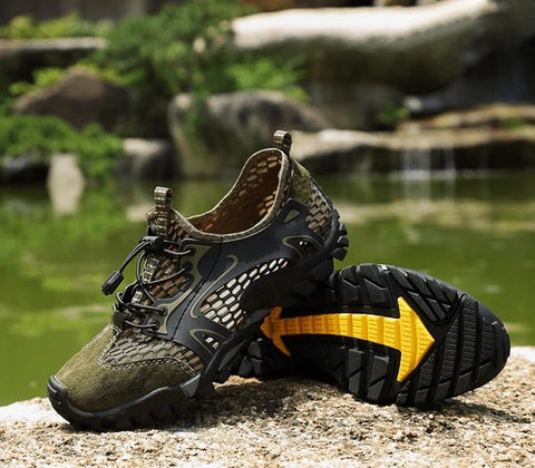 Summer Men's breathable Shoes