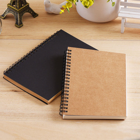 Kraft paper cover Notebook