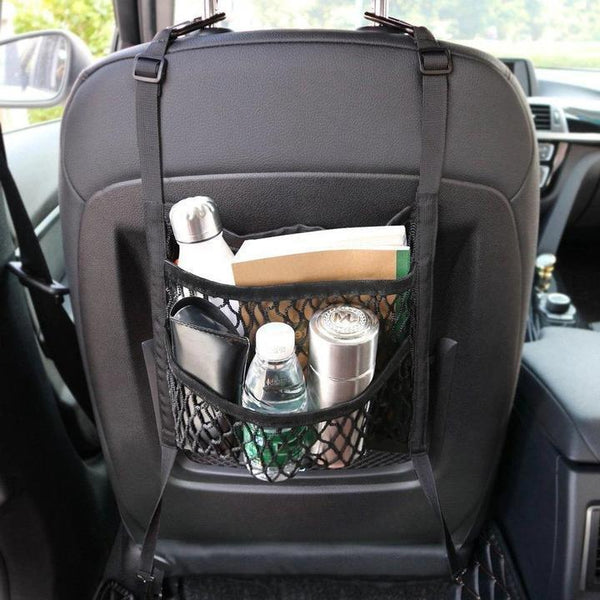 Universal Seat Organizer & Barricade For Vehicles