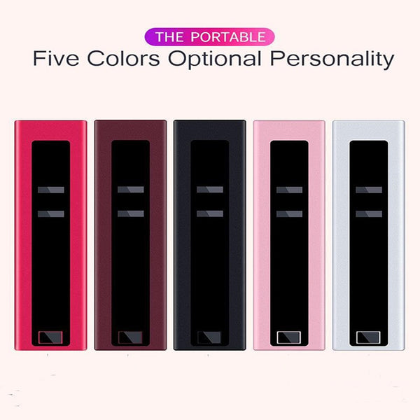 Bluetooth Portable Lipstick Laser Projection Keyboard Voice Broadcast