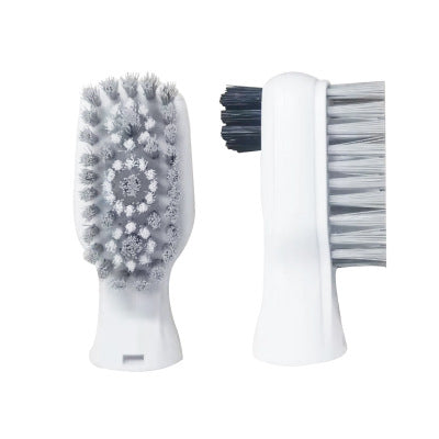 Sonic vibration shoes electric wash shoes double bristles clean lazy automatic brush