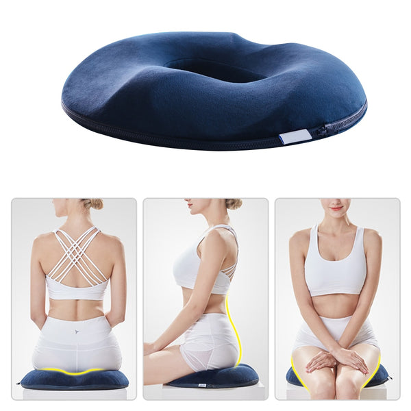 Multifunction Anti Pillow Relief for Coccyx, Ulcer, and Tailbone Pain