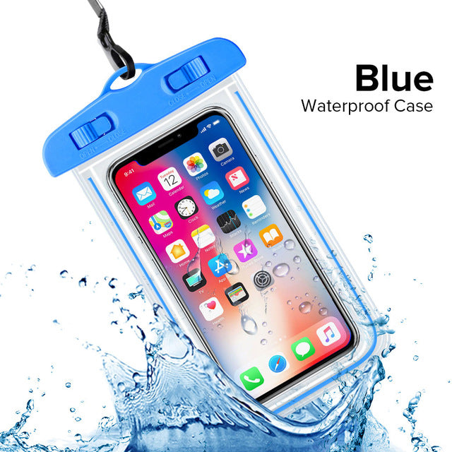 Universal Waterproof Phone Bag