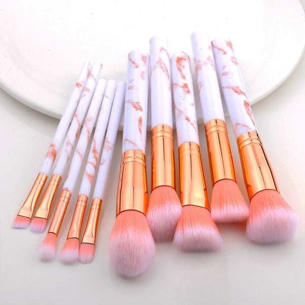 Multifunctional Makeup Brush Set