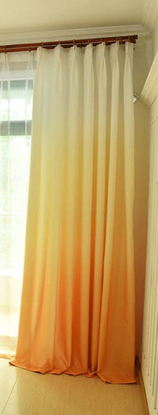 Tulle Curtains and Blackout curtains