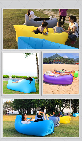 Ultralight Inflatable Lounger