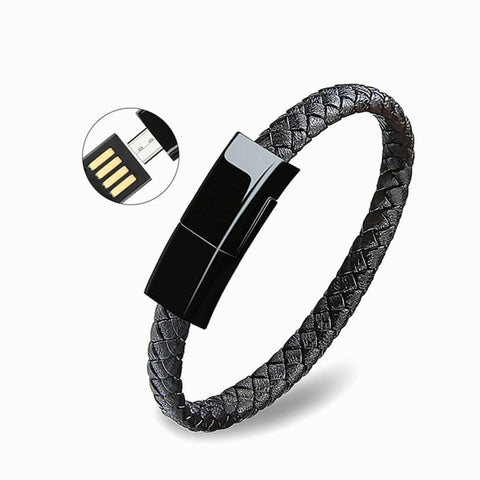 USB Bracelet Charger Cable