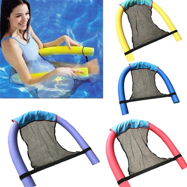 Floating Mesh Chair Pool Noodles net