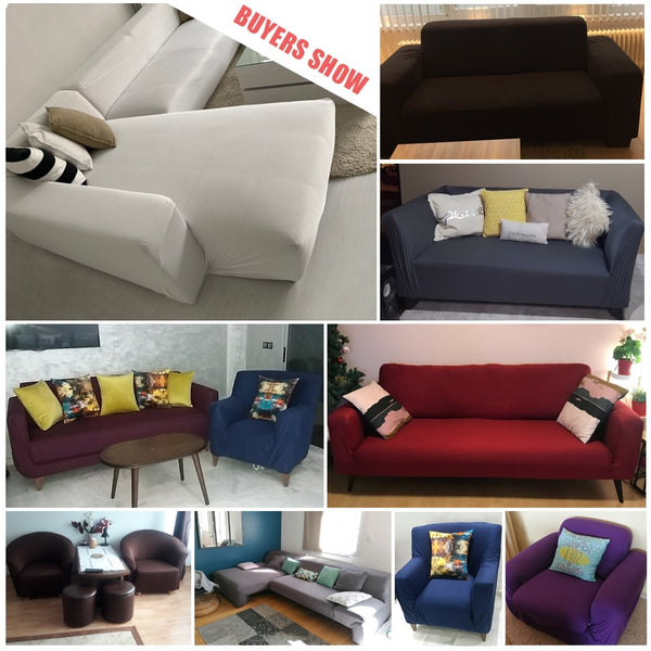 Elastic Sofa Cover All-inclusive couch covers