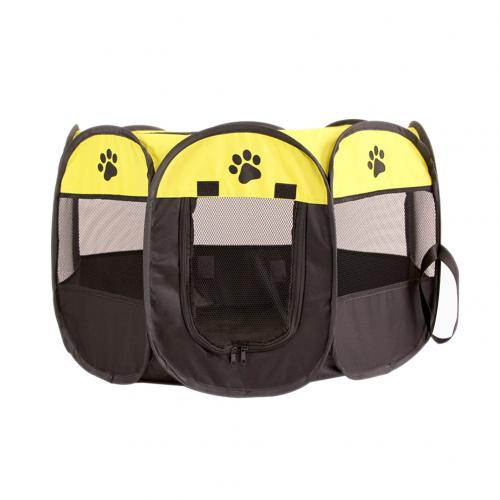 Pet Portable Foldable Playpen Exercise Kennel