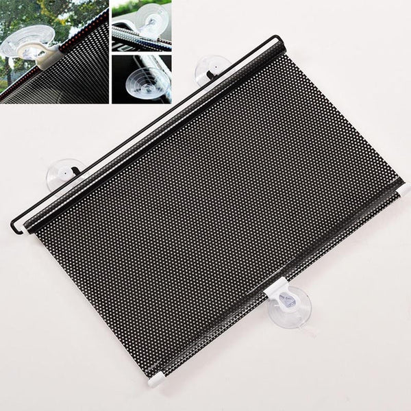 125x40cm Suction Cup Window Shade Visor