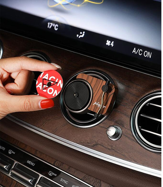 Car Perfume Phonograph Auto Air Vent Clips