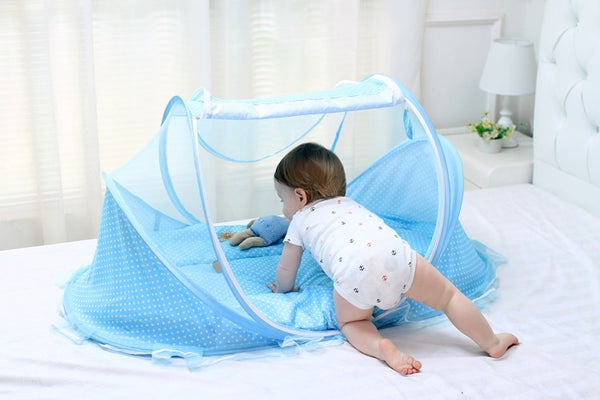 Portable Newborn Baby Bed Mosquito Net