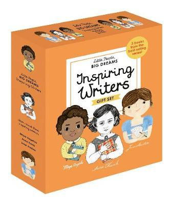 Little People, Big Dreams: Inspiring Writers (Box Set)