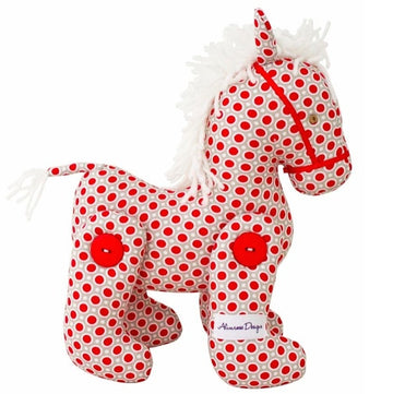 Alimrose Jointed Pony Red Spot