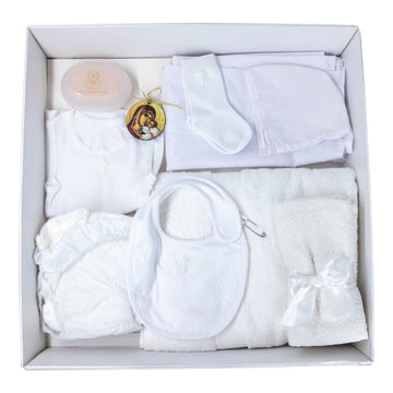 Preservation Orthodox Christening Contents Package